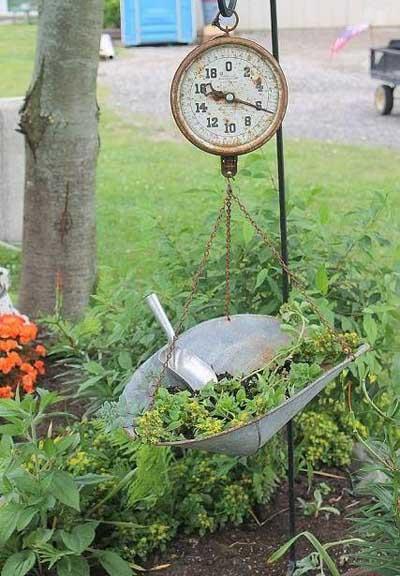 Ideas para decorar un jard n con estilo vintage ciudad for Jardines vintage