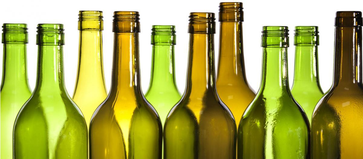 El vidrio es considerado el envase m s saludable y - Como pegar corchos de botellas ...