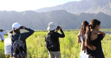 Comienzan las charlas sobre turismo sustentable para referentes del sector